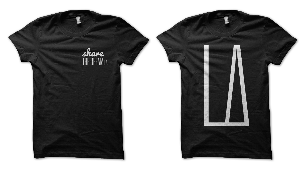 share-the-dream-la-tshirt-co